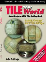Book Cover: Tile Your World by John Bridge