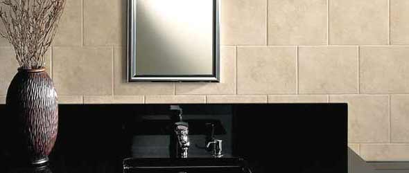 Modern Example Bathroom Tile