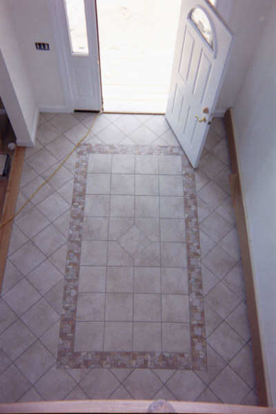 Tile Floor Design Ideas Home