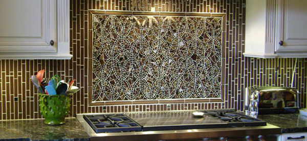 Mosiac Kitchen Tile Backsplash